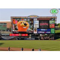 Buy cheap Giant LED info display PH16 , DIP346 Advertising waterproof LED display from wholesalers