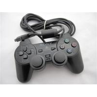 Buy cheap Wired Controller Joypad Dual Shock with ic for Sony PS2 (Without Packing):HP20012 from wholesalers