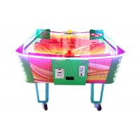 Buy cheap Colorful Amusement Game Machines Professional Air Hockey Table With Table Tennis from wholesalers