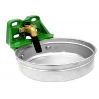 Buy cheap Dairy Cow Horse Water Bowl Brass Valve Wall Or Tube Mounting For Equine from wholesalers