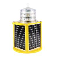 Buy cheap Durable in use 2000cd corrosion proof solar medium intensity type B LED aviation obstruction light from wholesalers