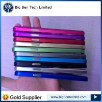 Buy cheap Luxury Aluminium Metal Ultra Thin Slim Bumper Frame Case Cover for Samsung Galaxy S5 i9600 from wholesalers
