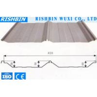 Buy cheap Residential Corrugated Metal Roofing Sheets Waterproof / Moisture Resistance from wholesalers