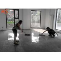Buy cheap High Fludity Polymer Modified Self Leveling Floor Compound For Heating Floor product