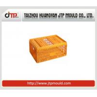 Buy cheap plastic crate mould -chicken crate from wholesalers