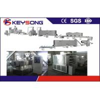 Buy cheap Industrial Food Processing Equipment , Breakfast Cereal Food Production Equipment from wholesalers