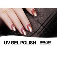 Buy cheap 7.5ml Chameleon Cat Eye Gel Nail Polish Magnetic Changing Color Odourless product