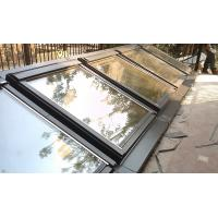 Buy cheap Exclusive 90 degree opening roof skylight window motorized skylight covers skylight roofing motorized skylight blinds from wholesalers