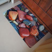 Buy cheap Recycled Soft Rubber Floor Carpet , Kitchen Plastic Rubber Floor Mats from wholesalers