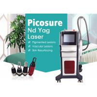 Buy cheap Picotech 755nm 1064nm Nd Yag Laser Tattoo Removal Machine 2500MJ from wholesalers
