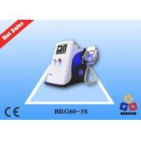 Buy cheap 110KPa Vacuum Desktop Cellulite Freezing Machine For Cellulite Removal , Body shaping Machine from wholesalers
