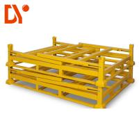 Buy cheap Warehouse Stackable Pallet Racks Yellow Color For Storage / Stacking from wholesalers