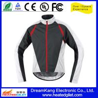 Buy cheap Outdoor Polyester Pongee Heat Protection Motorcycle Rain Jacket from wholesalers