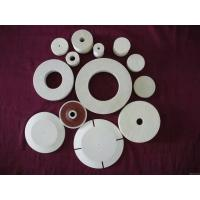 Buy cheap Needle Punched Buffing Wheel For Drill , 12mm Wool Felt Polishing Pads from wholesalers