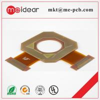 Buy cheap Printed Circuit Board PCB 6 Layer Rigid-Flex Board with Stiffener Manufacturer from wholesalers