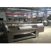 Buy cheap Large Load Capcaity Industrial Laundry Equipment Highly Reliable 400KG Weight from wholesalers