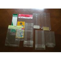 Buy cheap High Transparent Cellophane Candy Plastic BOPP Header Bags Can Make Into Sandwich Bag from wholesalers