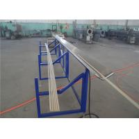 Buy cheap PVC UPVC Conduit Pipe Plastic Extrusion Equipment / Making Machine , CE Standard from wholesalers