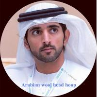 Buy cheap Arabian wool head hoop  /  Arab turban + head hoop from wholesalers