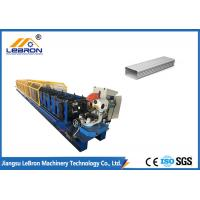 Buy cheap Auto Metal Downpipe Roll Forming Machine For Steel / Aluminum Sheet Cold - Form Industry from wholesalers