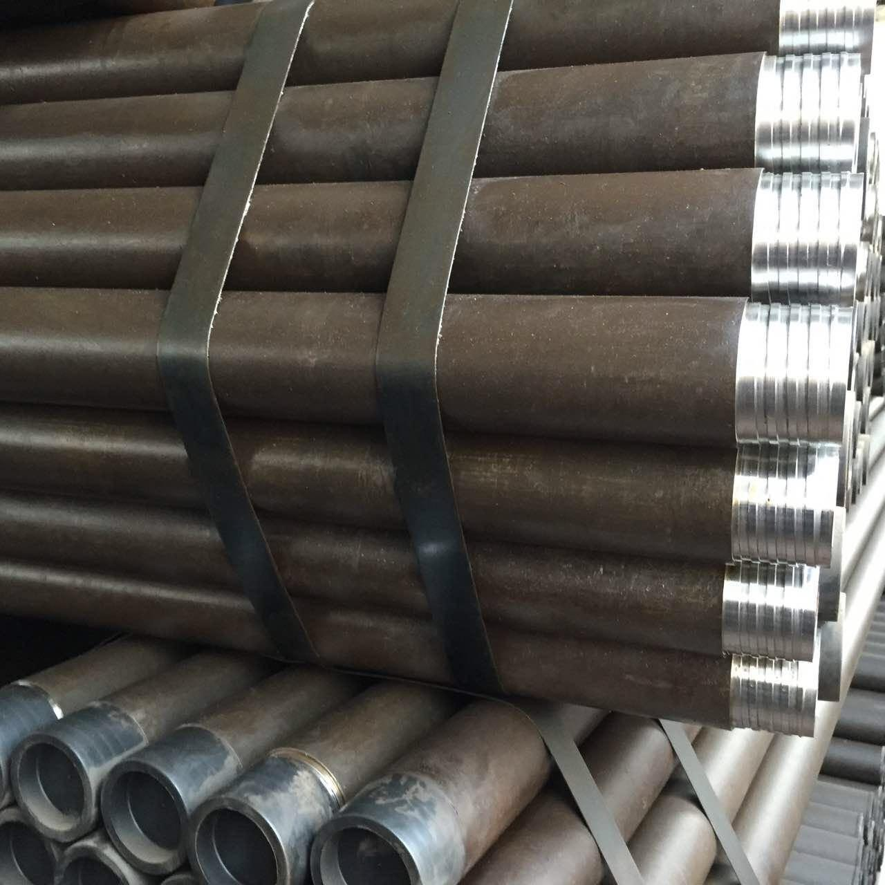 Buy cheap Alloy Steel Core Rod BQ NQ HQ PQ 3 Meters Precision Steel Rod For Oil Exploration from wholesalers