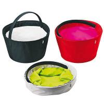 Buy cheap Shopnic Shopping Basket (Black/Sand) Reuseable Bag from wholesalers