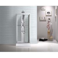 Professional Bathroom Shower Cabins , Sliding Glass Door Shower Enclosure