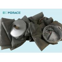 Buy cheap Fiberglass Filter Cloth PTFE Filter Bags Alkali Free High Temperature Gas Resistance from wholesalers