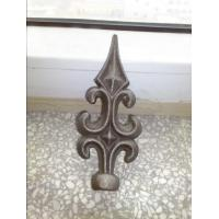 Buy cheap Wrought Iron Fence Spear from wholesalers