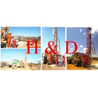 Buy cheap For seismic shot hole drilling, Truck Mounted Drilling Rig, working in abroad, good performance, blast hole drilling from wholesalers