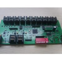Switch board Circuit Board  Assembly with many connectors FR4 Green solder mask 1OZ