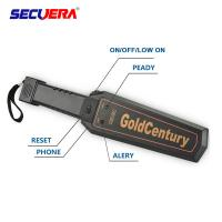 Buy cheap Dependable Hand Held Metal Detector Super - High Accuracy 410mm * 85mm from wholesalers