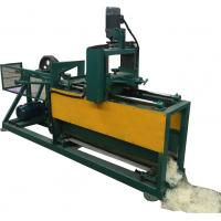 Buy cheap Rope Used Excelsior Wood Wool Machine,Animal bedding wood wool making machine shaving equipment low price from wholesalers