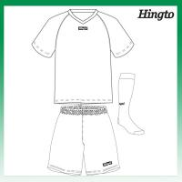 Buy cheap Custom All Sizes Training Set Soccer Team Wear Womens Soccer Uniforms from wholesalers
