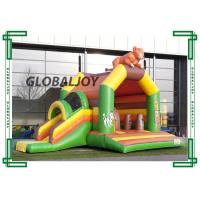 Buy cheap Simba Multifun 0.55mm PVC Tarpaulin Lion Inflatable Bouncing House Wonderful from wholesalers