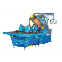 Buy cheap Q1280-I / II Pipe Cutting And Beveling Machine 7.5KW Motor Power Energy Saving product