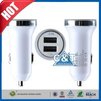 Buy cheap Android Universal USB Power Adapter Car Charger for Smartphone from wholesalers
