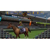 Buy cheap 4 Players Horse Racing Computer Games , Easy Maintenance Arcade Video Game Machines from wholesalers