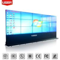 China 46 inch seamless tv wall,ultra narrow bezel lcd video wall on sale