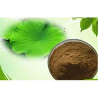 Buy cheap Lotus Leaf Extract Powder To Reduce Weight 98% High Purity Lotus Leaf Extract Powder product