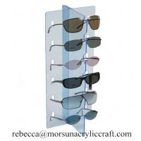 Buy cheap Simple design acrylic spectacles glasses display stand glasses display from wholesalers