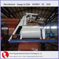 Buy cheap JS 500 concrete mixer ,cement mixer ,with automatic hydraulic hopper from wholesalers