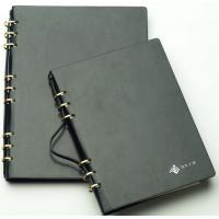 Buy cheap Popular Loose Leaf Leather Journal Diary Notebook from wholesalers