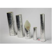 Buy cheap XM Reflective Aluminum Foil Coated Fiberglass Sleeve from wholesalers