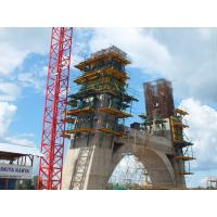 Buy cheap Auto climb formwork , bridge deck formwork for Melak Bridge project from wholesalers
