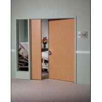 Buy cheap High quality Aluminum Frame Long Lasting Hospital Fire Rated Door from wholesalers