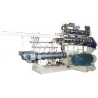 Buy cheap 3000kgs/h Egypt  twin screw extruder floating fish feed pellet making machine in bangladesh from wholesalers