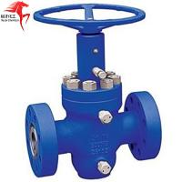 Buy cheap API 6A 2-1/16 inches to 5-1/8 inches Cameron WKM expansion gate valve for oil gas water media application from wholesalers
