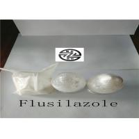 Buy cheap High Efficiency Flusilazole Fungicide , Systemic Fungicide For Vegetables from wholesalers