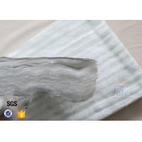 Buy cheap 800℃ E Glass Fiberglass Needle Mat With Aluminium Foil For Heat Insulation from wholesalers